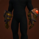 Reinforced Hound-Handler's Gauntlets Model