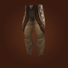 Wild Aspirant's Satin Leggings, Wild Combatant's Satin Leggings, Wild Combatant's Leggings of Prowess Model