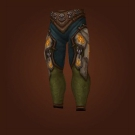 Leggings of the Living Mountain, Haughty Chain Legguards Model