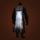 Stoneskin Gargoyle Cape, Stoneshield Cloak, Worn Stoneskin Gargoyle Cape, Capacitus' Cloak of Calibration, Cloak of the Darkcaster, Cloak of the Darkcaster, Flowing Cloak of Command, Shawl of the Caretaker, Saronite Gargoyle Cloak, Saronite Gargoyle Cloak Model