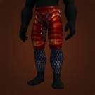 Inferno Forged Leggings Model