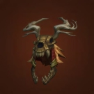Wild Gladiator's Dragonhide Helm, Warmongering Gladiator's Dragonhide Helm Model