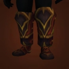 Slayer's Boots Model