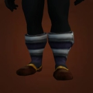 Soot Encrusted Footwear Model