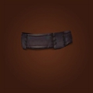 Crystal-Buckle Belt, Withering Waistwrap, Industrial Lifting Belt Model