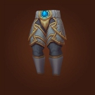 Vicious Gladiator's Scaled Legguards, Vicious Gladiator's Ornamented Legplates Model