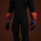 Blacksting Gloves Model
