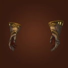 Grips of the Fallen Council, Romy's Reliable Grips, Zoid's Molten Gauntlets Model