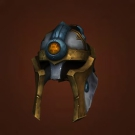 Undying Helm, Bombardeer's Targeting Helm Model