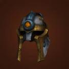 Undying Helm, Bombardeer's Targeting Helm Model