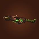 Fel Destroyer Crossbow Model