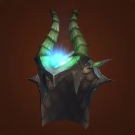 Malevolent Gladiator's Mooncloth Helm Model