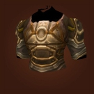 Spiked Cobalt Chestpiece, Stonebound Chestguard, Golem Breastplate Model