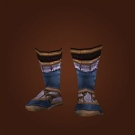 Titan-Forged Slippers of Dominance Model