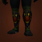 Treads of Deadly Secretions Model