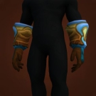 Gloves of the Hidden Temple Model