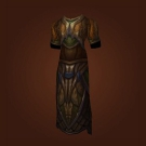 Sanctified Lasherweave Vestment, Sanctified Lasherweave Raiment, Sanctified Lasherweave Robes Model