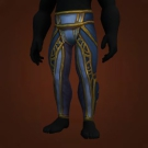 Pantaloons of the Arcanic Conclave, Leggings of the Iron Summoner Model