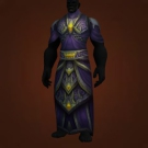 Bloodmage Robe, Robes of Azure Downfall Model