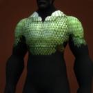 Fenclaw Armor, Warp-Shielded Hauberk Model