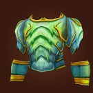 Jade Breastplate Model