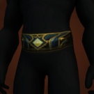 Stalk-Skin Belt, Belt of the Tortured Model