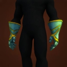 Jade Gauntlets Model