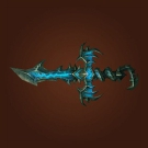 Electrowing Dagger Model