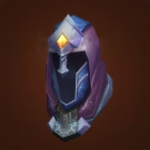 Khadgar's Hood of Conquest, Peacebreaker's Silk Cowl Model