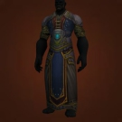Furious Gladiator's Kodohide Robes, Furious Gladiator's Wyrmhide Robes, Furious Gladiator's Dragonhide Robes Model