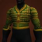 Green Iron Hauberk Model
