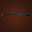 Staff of Earned Tranquility Model