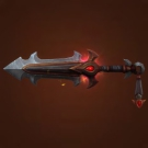 Warsword of the Ebon Blade Model