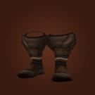 Mistshroud Boots Model