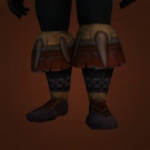 Boneshard Boots, Treads of Dormant Dreams Model