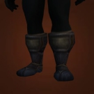 Titan-Forged Boots of Triumph Model