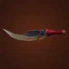 Blood Groove Blade Model