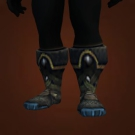Treads of Torn Future, The Darkspeaker's Treads, Eviscerator's Treads, Boots of the Whirling Mist, Slag Footguards, Gorloc Muddy Footwraps, Treads of Nimble Evasion, Treads of the Earnest Squire, Slag Footguards, Gorloc Muddy Footwraps Model
