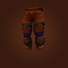 Bloodwoven Pants, Bloodvine Leggings Model