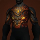 Battleplate of Ancient Kings, Magma Plated Battleplate, Magma Plated Chestguard Model
