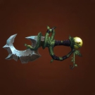 Intricate Spellblade, Gemmed Spellblade, Gardener's Sickle, Sha-Warped Blade Model