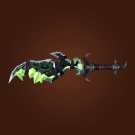 Wrathful Gladiator's Blade of Alacrity Model