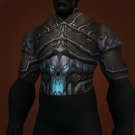 Valorous Darkruned Chestguard, Valorous Darkruned Battleplate Model