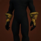 Crimson Gauntlets of Death, Gloves of the Golden Protector, Crimson Gauntlets of Death Model