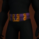Wastewalker's Sash, Fine Sash Model