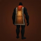 Equicide Cloak, Buckskin Cape, Superior Cloak, Tigerstrike Mantle Model