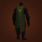 Demon Commander's Drape Model