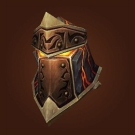 Helm of Blazing Glory, Faceguard of the Molten Giant, Helmet of the Molten Giant Model
