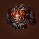 Merciless Gladiator's Plate Chestpiece Model