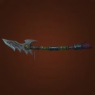 Beakless Polearm, Steelspark Spear Model